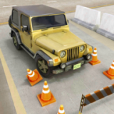 吉普车驾驶模拟器