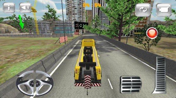 3D起重机械停车模拟器2