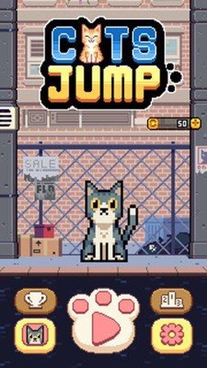 猫咪跳高高软件截图0