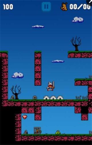 艰苦的城堡逃脱软件截图1