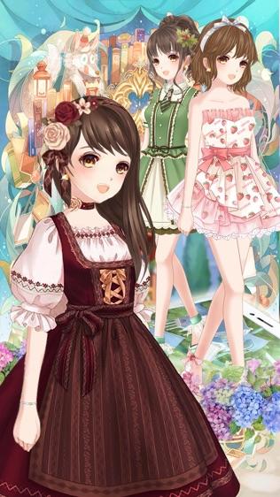冰雪公主婚纱和礼服
