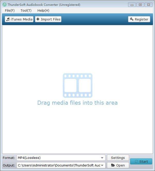 ThunderSoft Audiobook Converter(有声书转换软件)