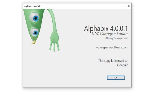 Alphabix彩色字体制作软件下载