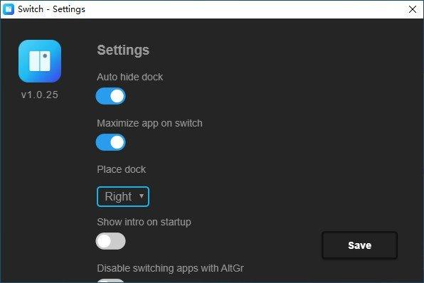 Switch(键控窗口管理器)下载