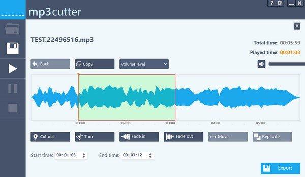 Abelssoft mp3 cutter(MP3剪切器)下载