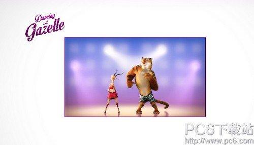 疯狂动物城跳舞软件截图0