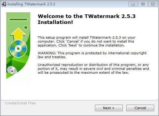 TWatermark(批量加水印)下载