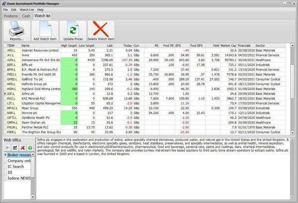 Zoom Investment Portfolio Manager(基金投资管理器)