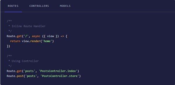 AdonisJs(全栈式Web框架)下载
