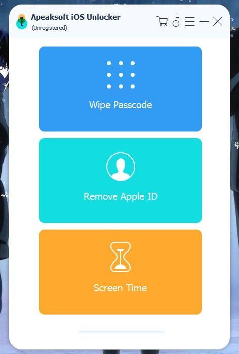Apeaksoft iOS Unlocker(iOS解锁工具)下载