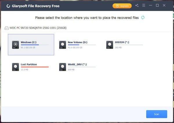 Glarysoft File Recovery(数据恢复软件)