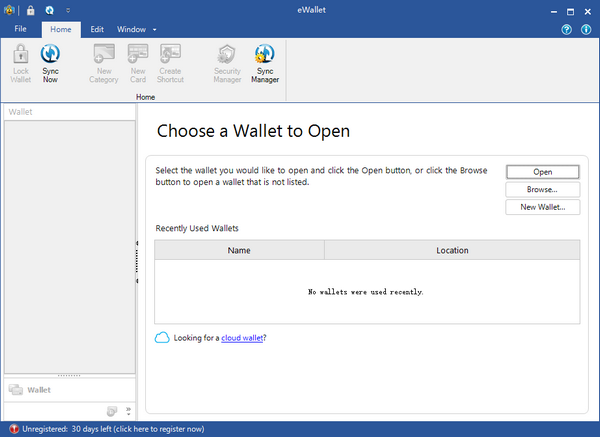 iliumsoft eWallet(电子钱包)下载