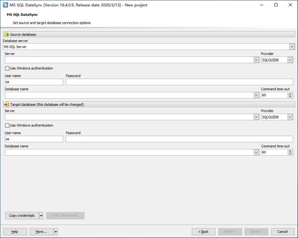 MS SQL Data Sync下载