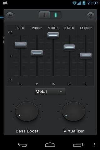 均衡音乐播放器软件截图1