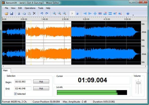 Wave Editor(音频编辑工具)下载