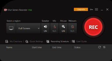 iFun Screen Recorder(屏幕录像软件)下载