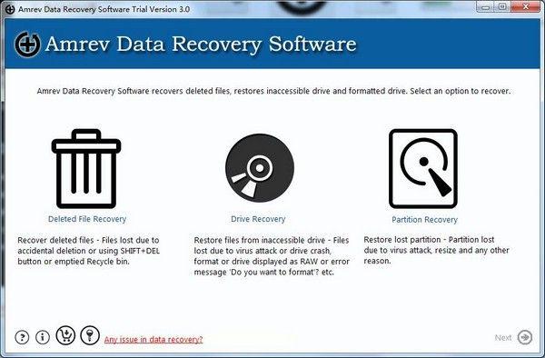 Amrev Data recovery(数据恢复软件)