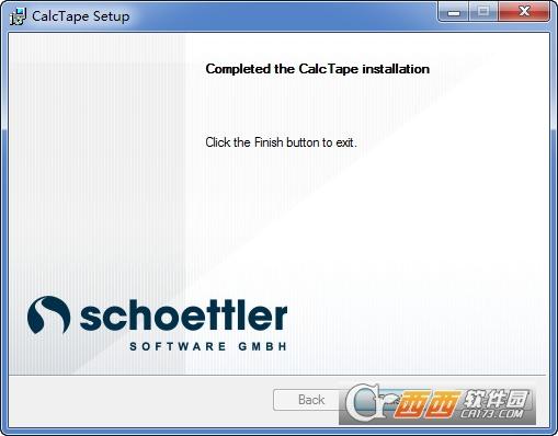桌面计算器软件Schoettler CalcTape