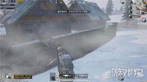 刺激战场雪地地图如何守房?附雪地地图守房攻略