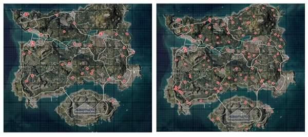 绝地求生老地图将重做怎么回事?平衡战利品分布,优化地形介绍