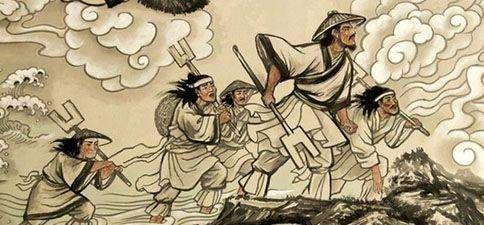 神话故事有哪些?中国最经典的神话故事