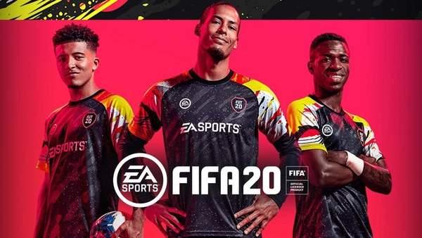 英国一周游戏销量榜:《FIFA 20》时隔一月重登榜首