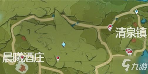 原神苹果在哪收集 苹果收集位置一览