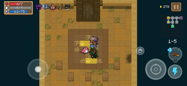 元气骑士隐藏房间怎么进入 隐藏关卡进入方法一览