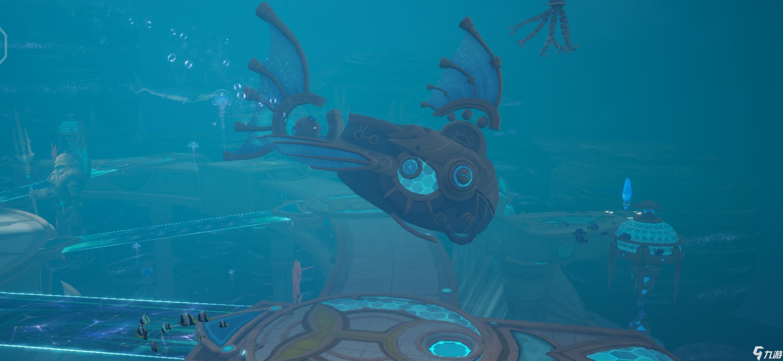 梦想新大陆在哪坐潜艇 梦想新大陆潜艇乘坐攻略分享