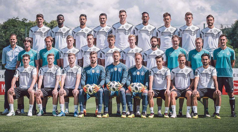 世界杯倒计时,各国足球队备战帅照