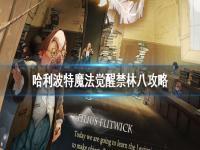 哈利波特魔法觉醒禁林8攻略,禁林八雷鸟林语通关卡组推荐