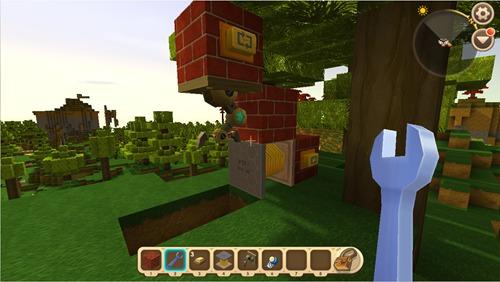 迷你世界自动挖矿机怎么做 迷你世界自动挖矿机制作方法