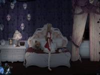 人偶馆绮幻夜裙子怎么染色 人偶馆绮幻夜白裙子染成红裙子方法