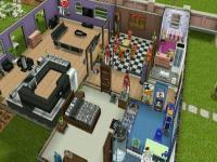 模拟人生畅玩版怎么建二层楼
