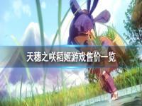 《天穗之咲稻姬》游戏售价多少钱?