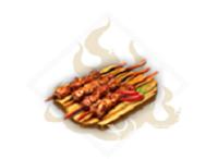 《妄想山海》炭烤肉串儿食谱介绍