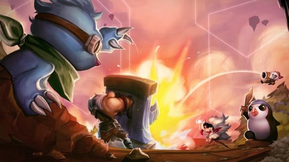 《云顶之弈》A级装备怎么用?《云顶之弈》A级装备比较适合与什么英雄搭配?