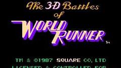 3D世界奔跑者