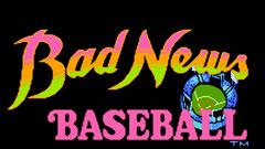 坏消息棒球