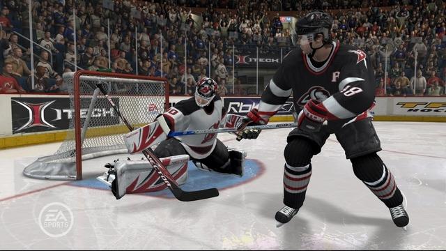 NHL冰球2007下载