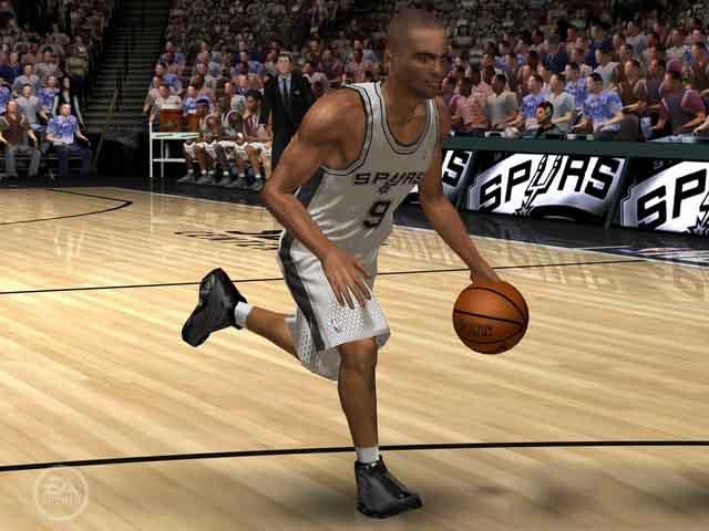 NBA live 2006下载