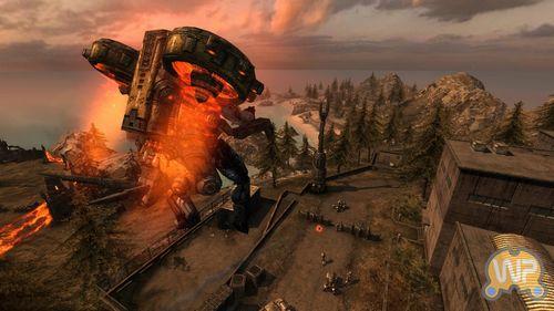 敌占区:雷神战争下载