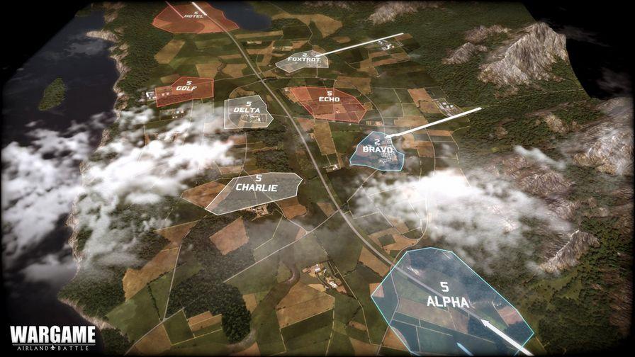 战争游戏:空地一体战下载