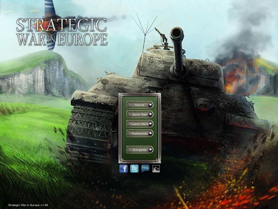欧洲战略战争下载
