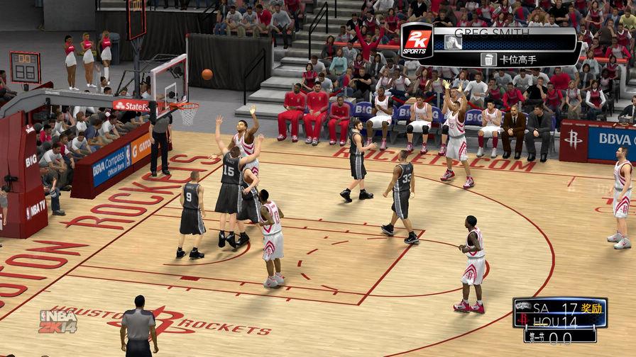 NBA 2K14下载