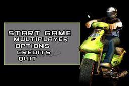 野蛮踏板车竞速赛2006