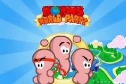 百战天虫 (Worms World Party)