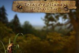 金银岛:金甲虫
