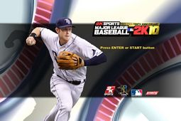 美国职业棒球大联盟2K10