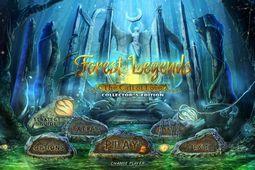 森林传奇:爱的唿唤